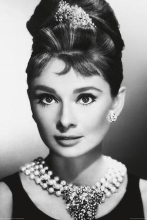 Audrey Hepburn - Style icon, wonderful actress, worked through problems, humanitarian.