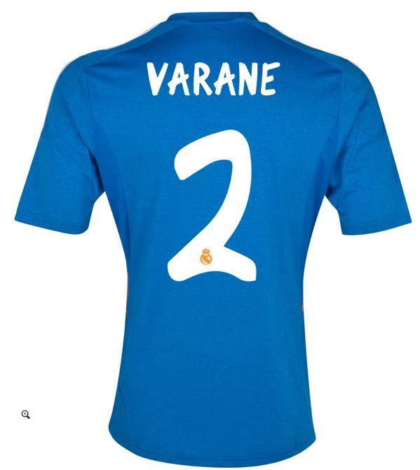 Raphaël Varane.