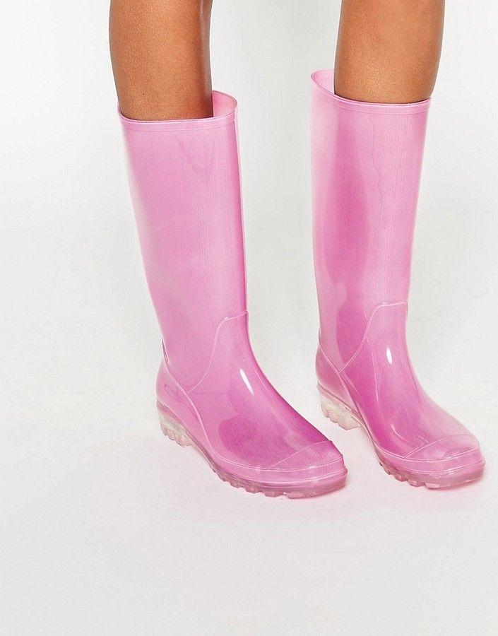 Light Up Rain Boots!