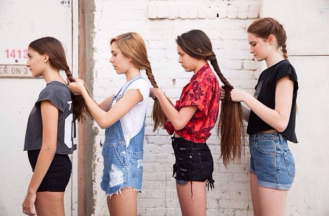 I did not learn to brain till I was like 9 so I always told my friends that I wanted to drive the braid train