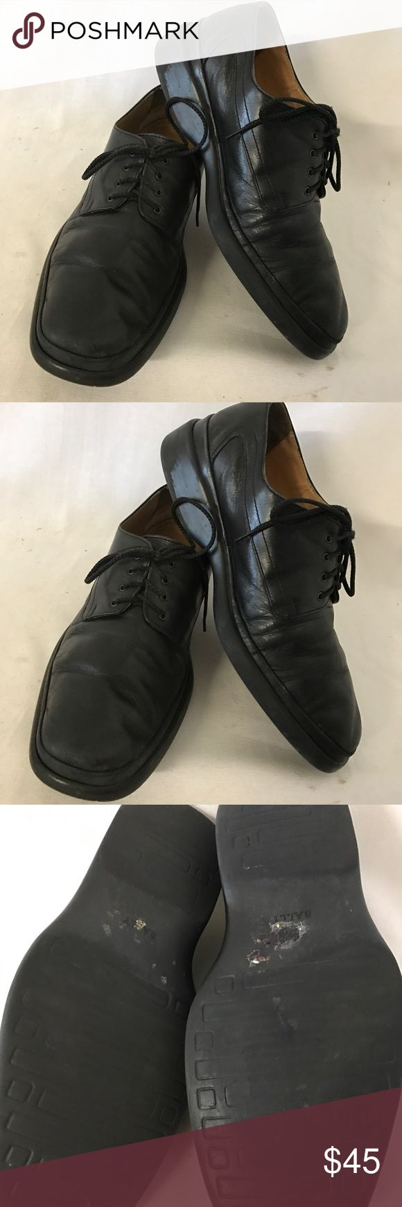 Bally men's shoes size 7D Has some worn. Bally Shoes Flats & Loafers