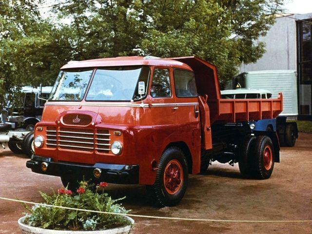 1976-1987 Csepel D710  kamyon