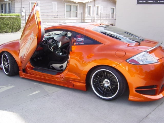 Captivating 2008 Mitsubishi Eclipse/Spyder: My Heart Is Set On This Being My Next Car