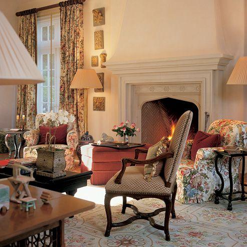 English interior design traditional inviting and warm for English living room interior design