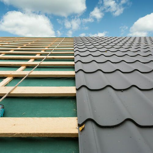 Metal Shingle Roof Cost In 2020 Roof Cost Metal Shingle Roof Metal Shingles