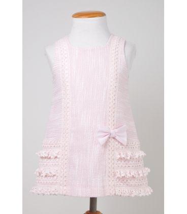 Vestido de niña Chanel