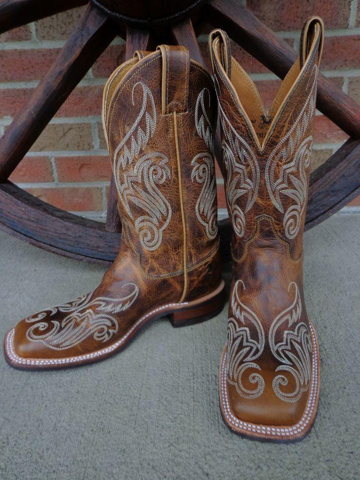 Lastest Justin Gypsy Womens Square Toe Cowboy Boots - Camo/Brown ...