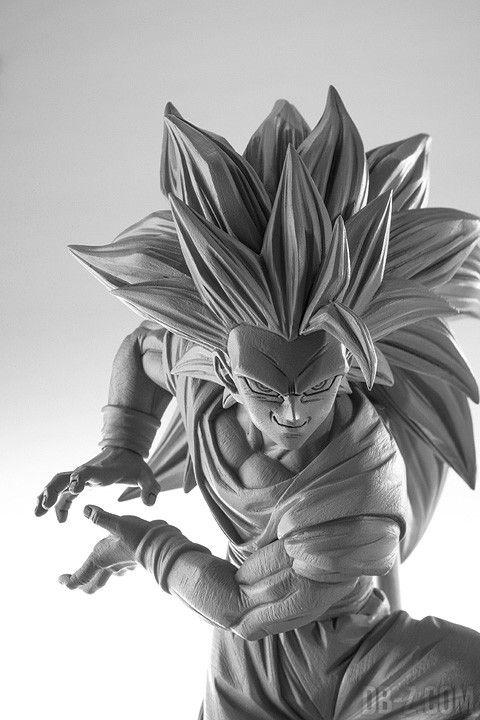 SCultures BIG Goku Super Sayian 3 Nakazawa c