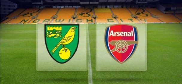 Prediksi Bola: Norwich City vs Arsenal 29 November 2015