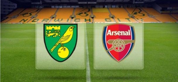 Prediksi Bola: Norwich City vs Arsenal 29 November 2015