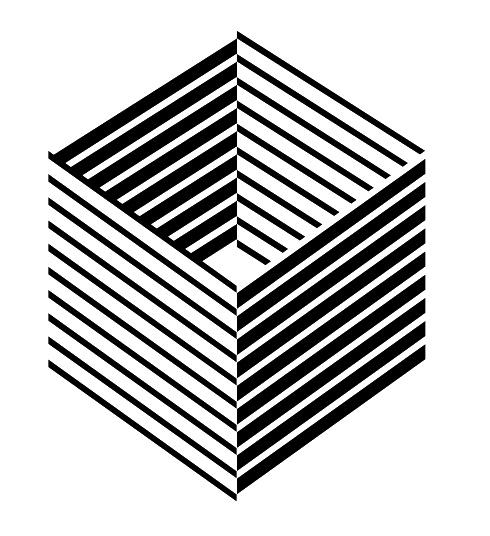 A recent logo illustration by Barcelona's Hey Studio.