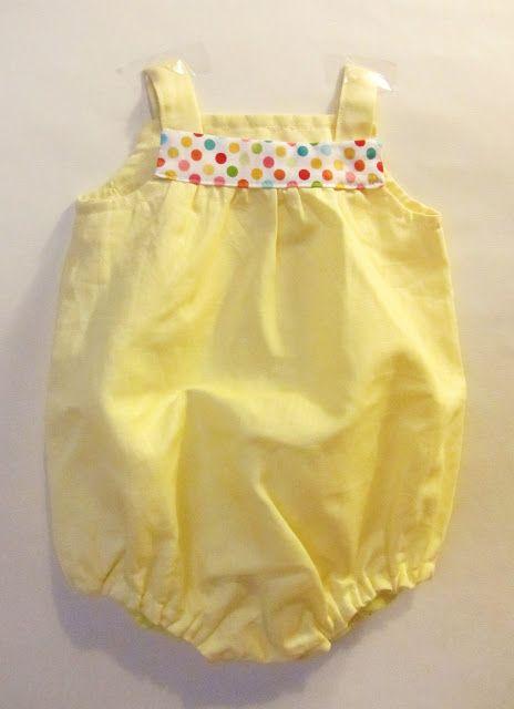 La sciarpa che canta: Tutorial con cartamodello - Pagliaccetto per neonato
