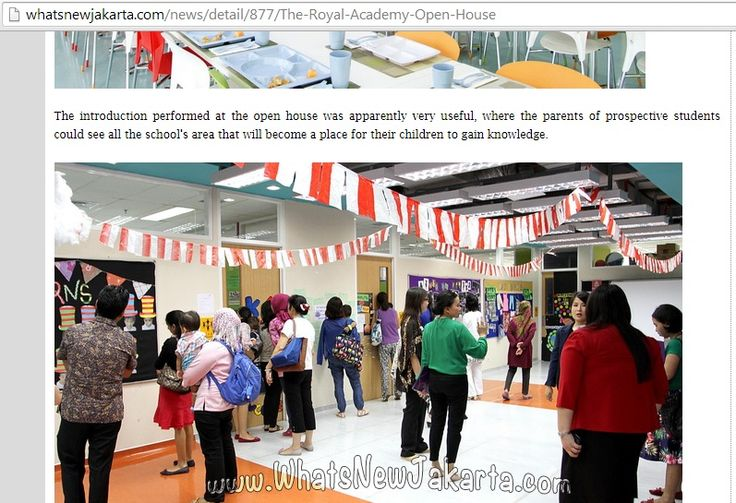 #OpenHouse 12 September 2014 at #Royal #Academy was attended by many enthusiastic parents who were looking for not just a great quality of #education system but also balance and encouraging service which can be found in this #school.