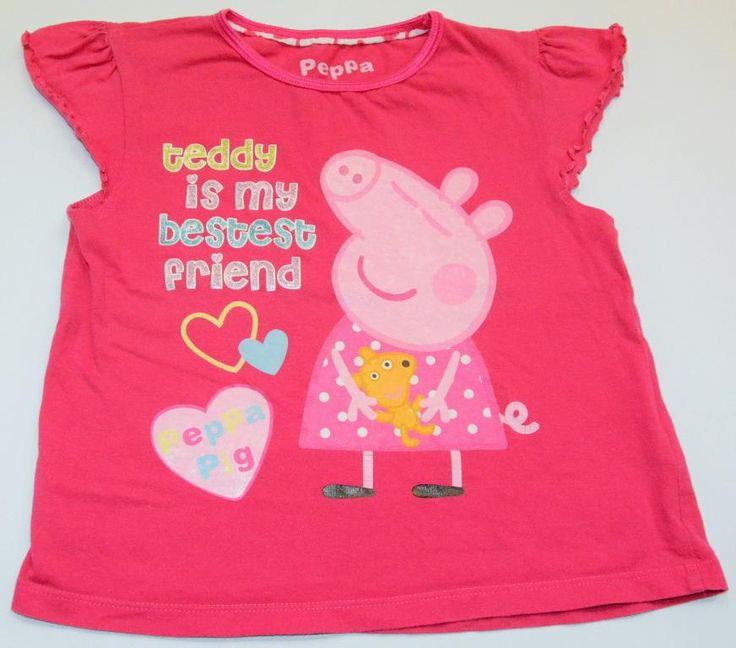 Peppa Pig - bluzeczka rozmiar 104
