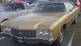 1971 Chevrolet Caprice 4 Door Hardtop