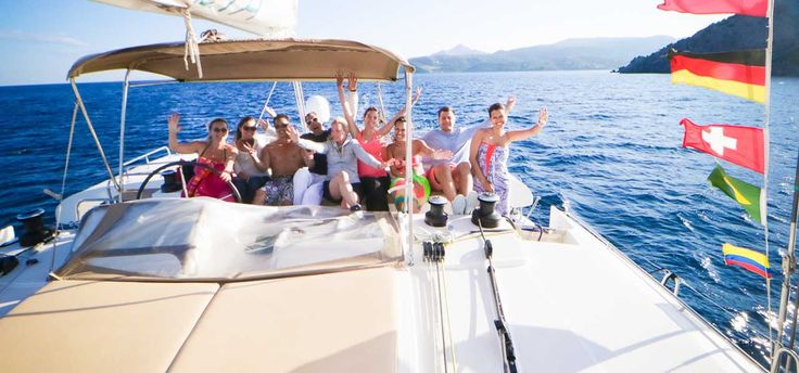 Unique sailing in Croatia experience. For more information visit on this website https://www.sailingnations.com/.