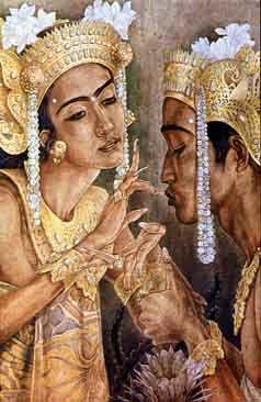Another Balinese Art #Art #Indonesian http://livestream.com/livestreamasia
