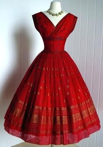 1800 Vintage Cocktail Dresses