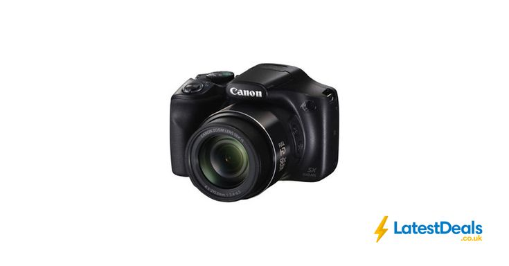 "CANON PowerShot Bridge Camera 20.3MP CMOS Sensor 3"" LCD at Currys/ebay, £228"