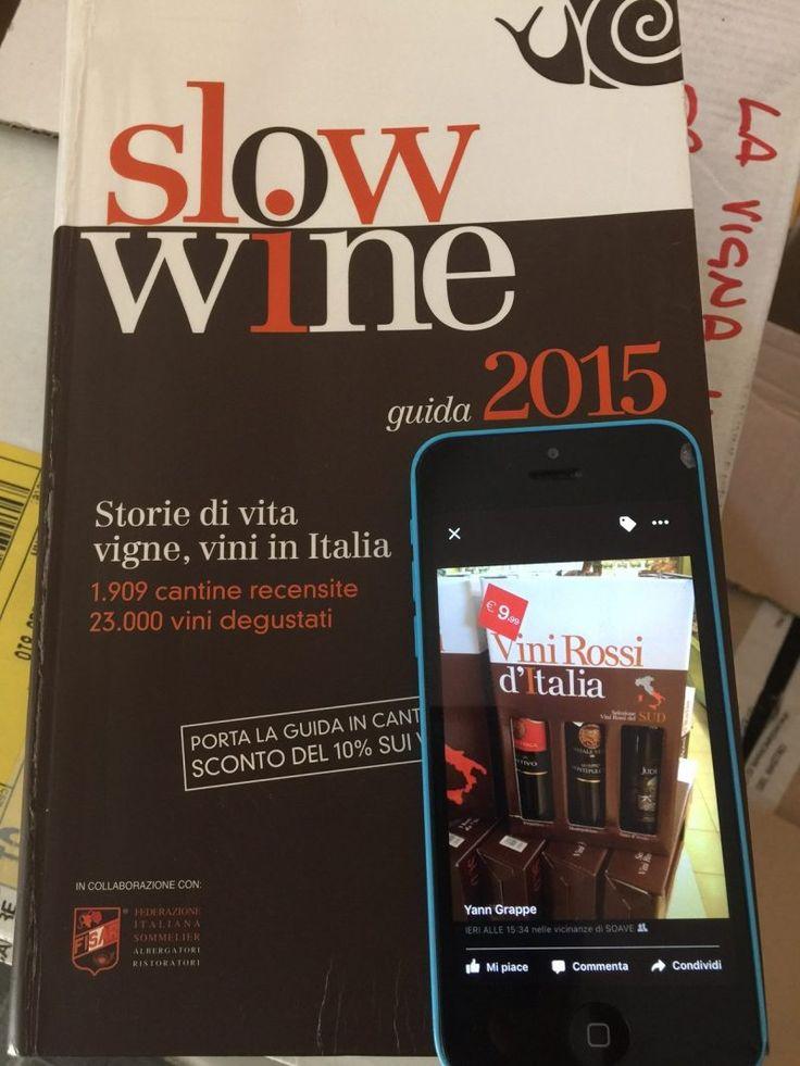 Autogrill: in vendita 3 bottiglie di vino a 999  con la grafica Slow Wine