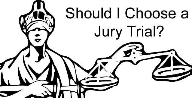 Wondering if you should have a jury trial for your case? Read more about these trials and why you need an experienced criminal defense attorney by your side