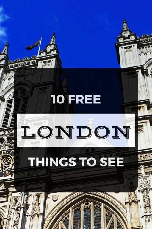 A clever travel hack to see Westminster Abbey for free, plus a list of great free museums
