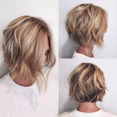 50 Layered Bob Styles: Modern hairstyles with layers for every occasion