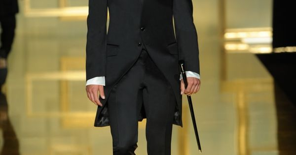 Liked on Pinterest: Archetipo Men's Formalwear; I don't think I could wear this in public but it's cool.