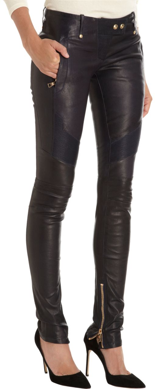 These are amazing! I would wear my leather pants everyday if I could! lol