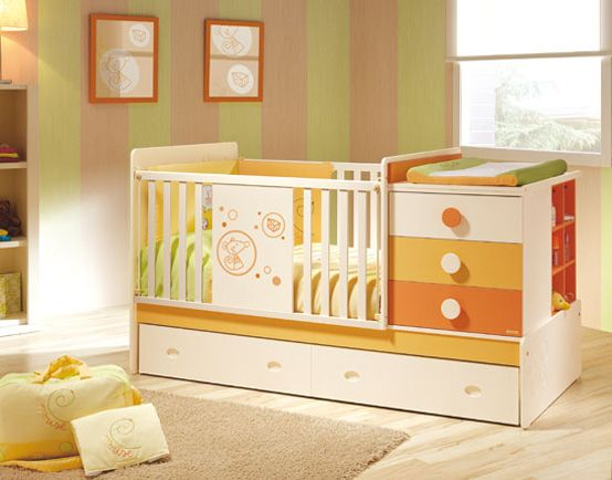 Practical Furniture For Baby Nursery And Kids Room By Micuna | DigsDigs