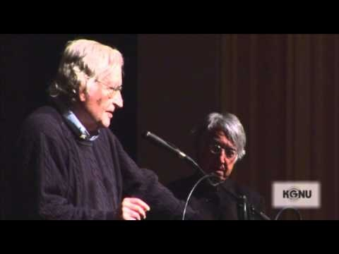 Noam Chomsky on Corporate Personhood, and the equivalence of money to speech:  2011.