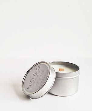 Travel Tin Candle  |  French Fig   Cassis