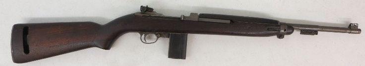 On Consignment:  Underwood M1 Carbine .30 Carbine $500 - http://www.gungrove.com/on-consignment-underwood-m1-carbine-30-carbine-500/