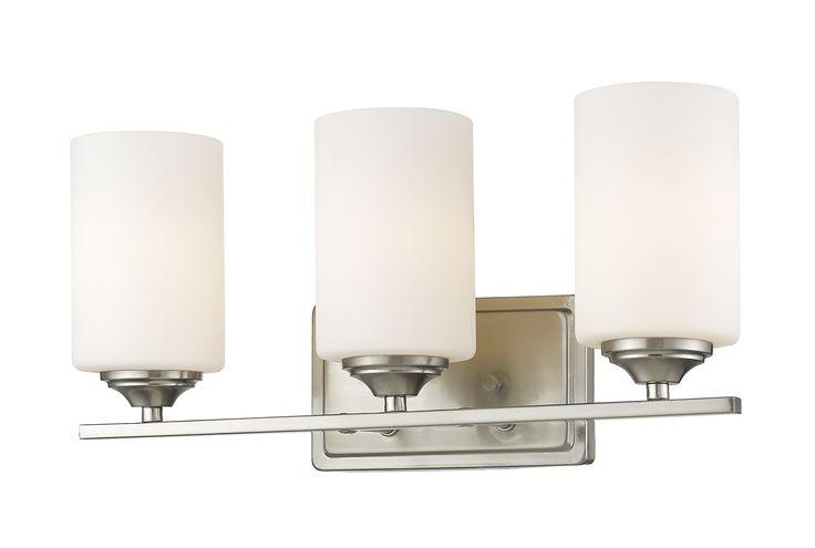 3 light vanity