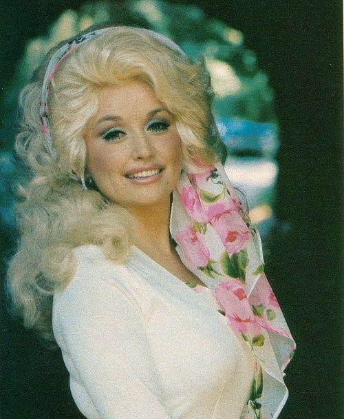 Dolly Parton (circa 70s)