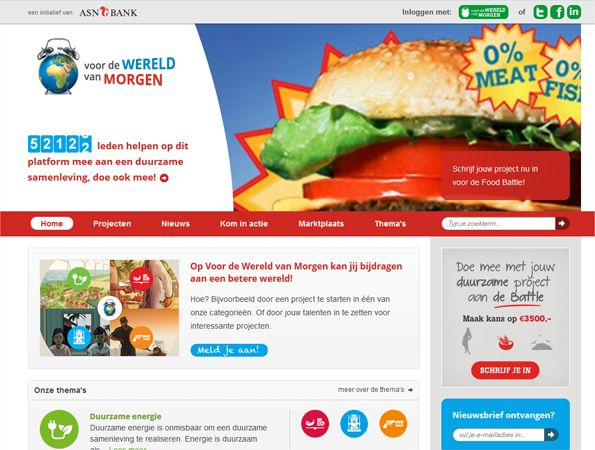 Crowdsourcing bij ASN Bank: learning by doing - Frankwatching