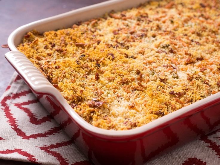 Crispy Mashed Potato Casserole With Bacon, Cheese, and Scallions Recipe | Serious Eats