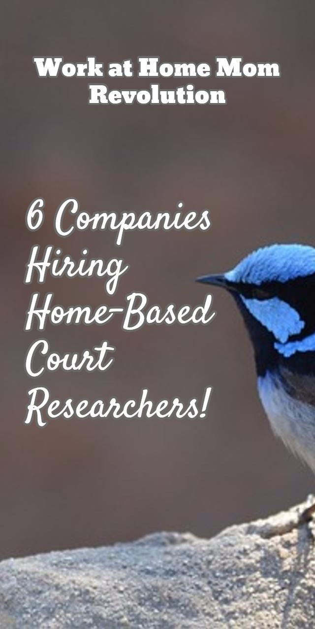 ideas about research companies 6 companies hiring home based court researchers work at home mom revolution