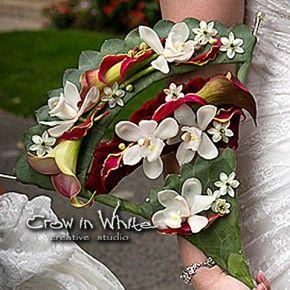 WEDDINGS in Lindsay ON, Crow in White creative studio