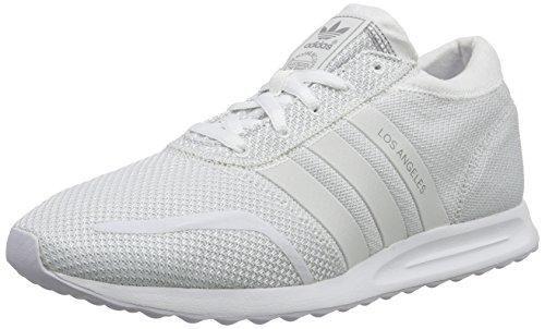 Oferta: 90€ Dto: -33%. Comprar Ofertas de adidas Los Angeles - Zapatillas para hombre, color blanco, talla 43 1/3 barato. ¡Mira las ofertas!