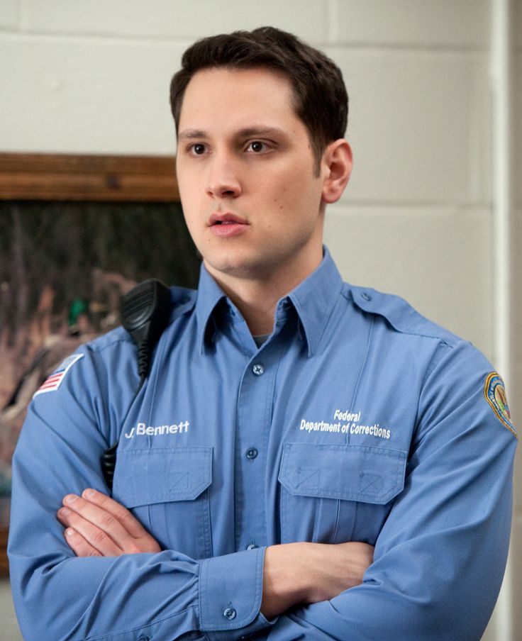 Why Orange Is the New Black's John Bennett Deserves Your Crush
