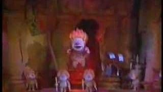 Snow Miser - Heat Miser, via YouTube.  Another favorite...A Year Without a Santa....love the Miser Brothers lol