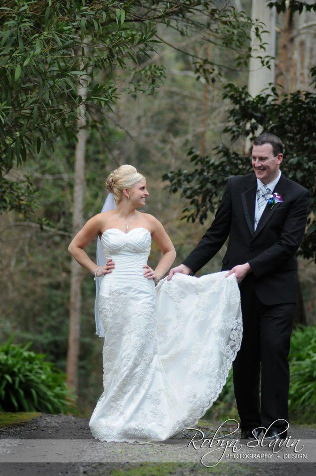 Very sexy Faith & Shane! #chateauwyuna #wedding #bride #groom #mrandmrs #weddingreception #faith #shane #dress #lace #illcarrythatforyou #donttrip