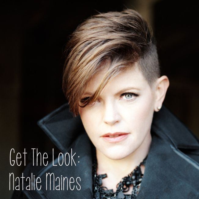Get The Look: Natalie Maines, Natalie Maines, Makeup, Haircut, Styling, Bumble & Bumble