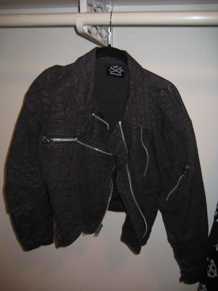 LIP SERVICE sex? jacket #TLJKT (?)