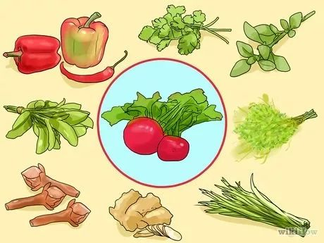 Immagine titolata Match Herbs and Spices to Vegetables Step 3