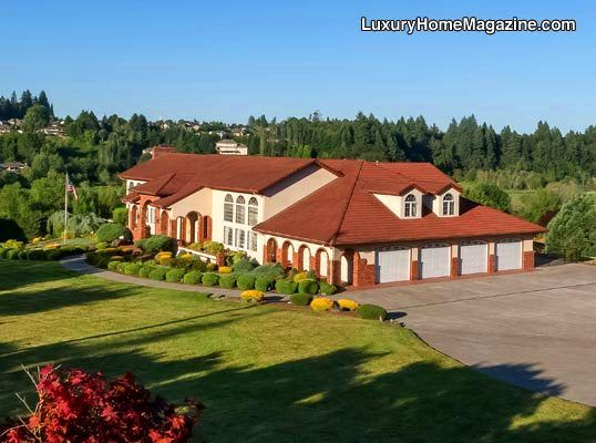 22 best images about sw washington vancouver wa luxury homes luxury real estate on - Nature integrated houses perfect harmony ...