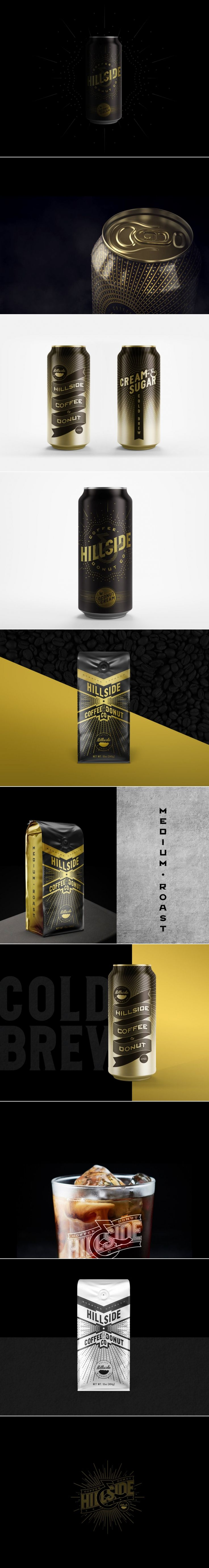 Get Your Caffeine Fix On The Go With This Coffee In a Can — The Dieline | Packaging & Branding Design & Innovation News