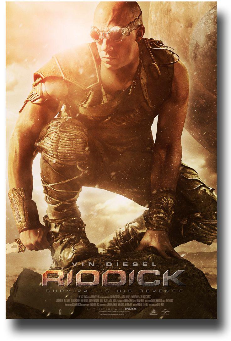 Riddick rule the dark official poster voto 6