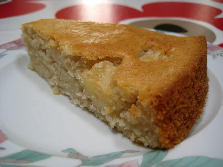 Suikervrije appelcake met kardemom